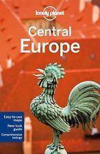 Lonely Planet Central Europe, Lisa Dunford, Good Condition, Book