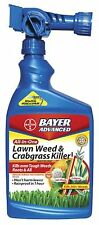 Bayer Advanced 704080 All-in-One Lawn Weed and Crabgrass Killer Ready-To-Spray
