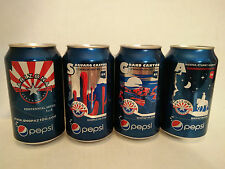 ARIZONA 100 ANNIVERSARY PEPSI 4 CANS SET