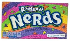 Formally Wonka Rainbow Nerds Crunchy Candy Large Box 141.7g American Sweets