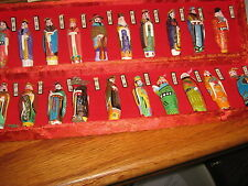 Figurines Set of replicas of 20 rulers/emperors of China