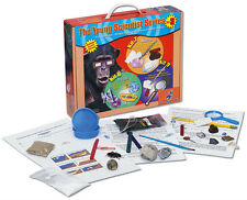 Child Science Experiments Set - 3 KITS Combined - Minerals Crystals Fossils Rock