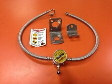 CROSSFIRE TIRE EQUALIZER SYSTEM 110 PSI STAINLESS STEEL HOSES