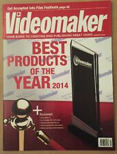 Videomaker Best Products Of Year Reviews Sony Alpha Jan 2015 FREE SHIPPING!