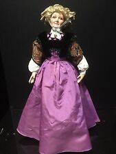 "Rare Gone With the Wind ~ ""AUNT PITTY PAT Doll ~ By The Franklin Mint ~1993"