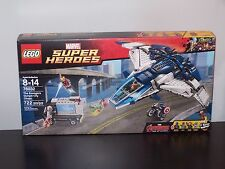 LEGO THE AVENGERS AGE OF ULTRON QUINJET CITY CHASE 76032