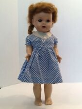 "IDEAL SAUCY WALKER 16"" DOLL ADORABLE BEAUTIFUL FACIAL SHEEN GREAT HAIR!"