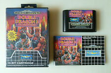 DOUBLE DRAGON 3 THE ARCADE GAME SEGA MEGADRIVE GENESIS PAL VERY RARE