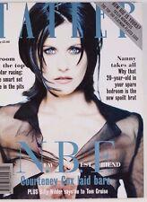 Courtney Cox DANIELA PESTOVA Princess Beatrice von Preussen TATLER magazine VTG