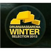 Various Artists - Drum & Bass Arena Winter Selection 2013 (2cd, 2013) BRAND NEW