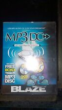 MP3 DC - MP3 MUSIC PLAYER FOR DREAMCAST , Sega Dreamcast