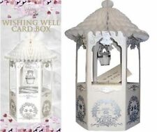 Wishing well mariage carte post/récepteur box pour votre réception ~ new & sealed