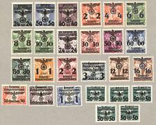 Generalgouvernement Mi.Nr. 14-39 postfrisch