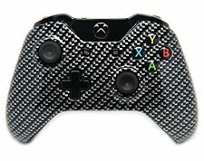 """Carbon"" Xbox One Rapid FIre Modded Controller 35 MODS Snip"