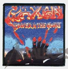 """Saxon """"Power and the Glory""""  Patch/ Aufnäher 601873 #"""