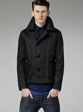 VESTE HOMME JACKET G-STAR RAW ESSENTIALS  CROPPED PEACOAT TAILLE M VAL  260 €