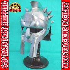 Gifts For Him Cheap Christmas Gifts Miniature Gladiator Helmet With HELMET STAND