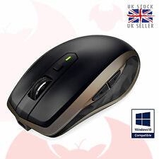 Logitech MX Anywhere 2 Mobile Wireless Mouse Black for Windows and Mac 910-00437