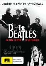 The Beatles - From Liverpool To San Francisco : NEW DVD