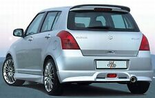 SUZUKI SWIFT MK3 REAR/ROOF SPOILER (2005-2010)