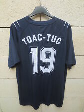 Maillot volleyball SPACER'S TOULOUSE TOAC-TUC n°19 PANZERI maglia shirt IV neuf