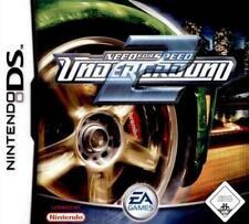 Nintendo DS 3DS Need for Speed Underground 2 Gebraucht Top Zustand