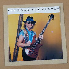 POP-KARD feat. ROGER GLOVER - WARWICK BASS AD ,  15x15cm greeting card aas
