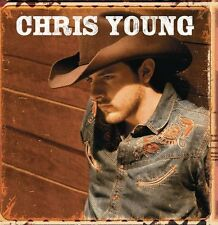 CHRIS YOUNG : CHRIS YOUNG     (CD) Sealed