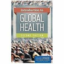 Introduction to Global Health by Kathryn H. Jacobsen (2013, Paperback)