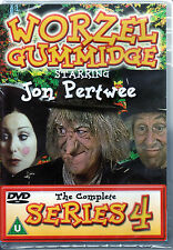 Worzel Gummidge - Complete Series 4 New & Sealed DVD