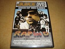 JUICE DVD - German Rap Video Classics  (BEGINNER SAMY DELUXE AZAD STIEBER AFROB)