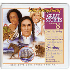 Your Story Hour Great Stories Volume 8   CD AUDIO RADIO DRAMA Grasshopper Stew