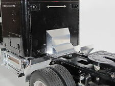 Simulate Rear Tool Box Storage Cover for Tamiya 1/14 RC Semi King Hauler Tractor