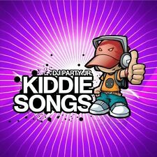 Kiddie Songs - Dj Party Jr. (2013, CD NIEUW) CD-R