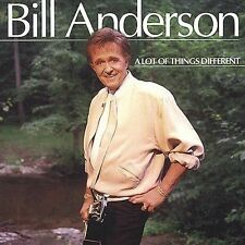 Lot of Things Different by Anderson, Bill