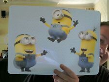 DESPICABLE ME  PLACEMAT GREAT XMAS GIFT!  FREE UK POST