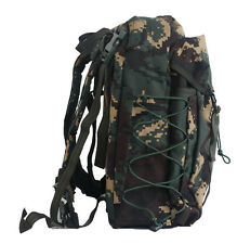 07's series China PLA Special Forces Digital Camouflage Assault Backpack