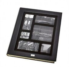 Kleer-vu Photo Album Suedeleather Collection, Holds 500 4x6 Inches Photos, 5 ...