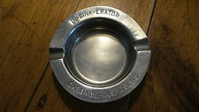 Advertising IN-SINK-ERATOR GARBAGE DISPOSERS ASHTRAY