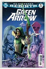 GREEN ARROW #1 - JUAN FERREYRA REBIRTH REGULAR COVER - DC COMICS - 2016