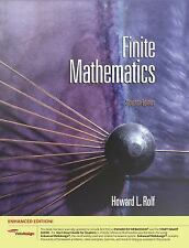 Finite Mathematics, Enhanced Edition (with Enhanced WebAssign with eBook for One