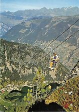 BF40437 champex telesiege de la breya switzerland cable train teleferique