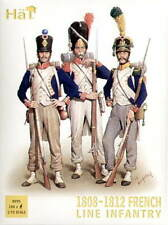 HAT 8095 1808-1812 FRENCH LINE INFANTRY. NAPOLEONIC WARS. 1/72 SCALE 100 FIGURES