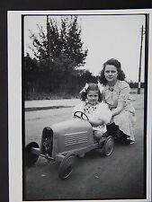 Vintage Photo, Automobile Racing, Miniature Cars, Children, 1930s - 1960s #13