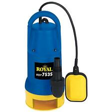 HEAVY DUTY EINHELL ELECTRIC CLEAN & DIRTY 350W SUBMERSIBLE WATER PUMP 7000LPH 5M
