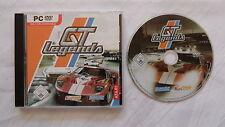 GT Legends für PC