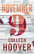 November 9: A Novel by Colleen Hoover (Atria Books) (English) (Paperback)