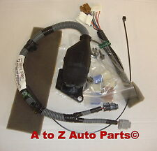 2005-2014 Nissan Frontier 7-way flat trailer Tow / Towing WIRING HARNESS, OEM