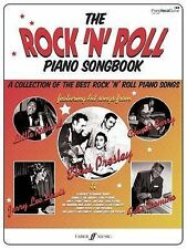 Rock N Roll Piano Songbook (PVG), New, Faber Music Book