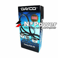 DAYCO TIMING BELT KIT AUDI A3 2.0 4CYL 8P AXW BMB VOLKSWAGEN GOLF TYPE5
